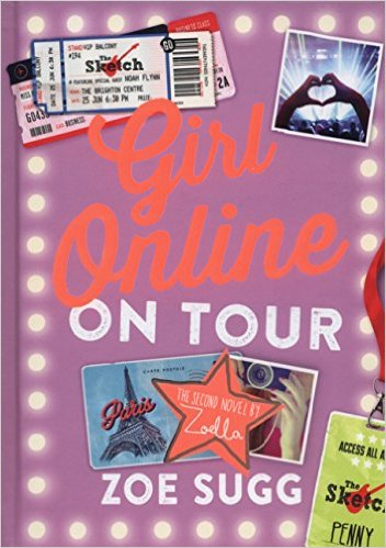 Review: Girl Online On Tour by Zoe Sugg
