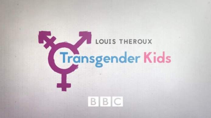 louis theroux transgender kids