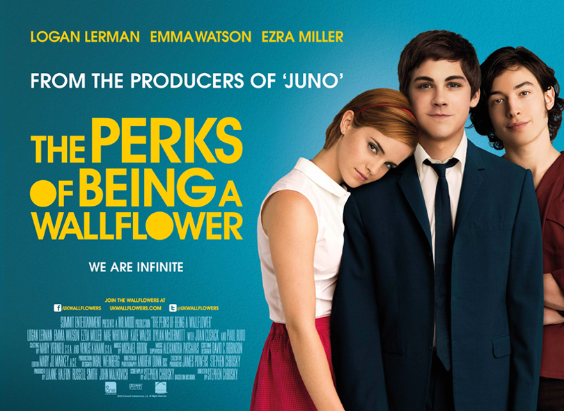 Film Friday: The Perks of Being a Wallflower