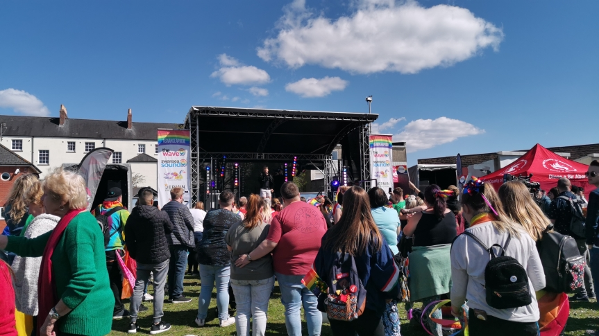 Throwback Thursday: Swansea Pride