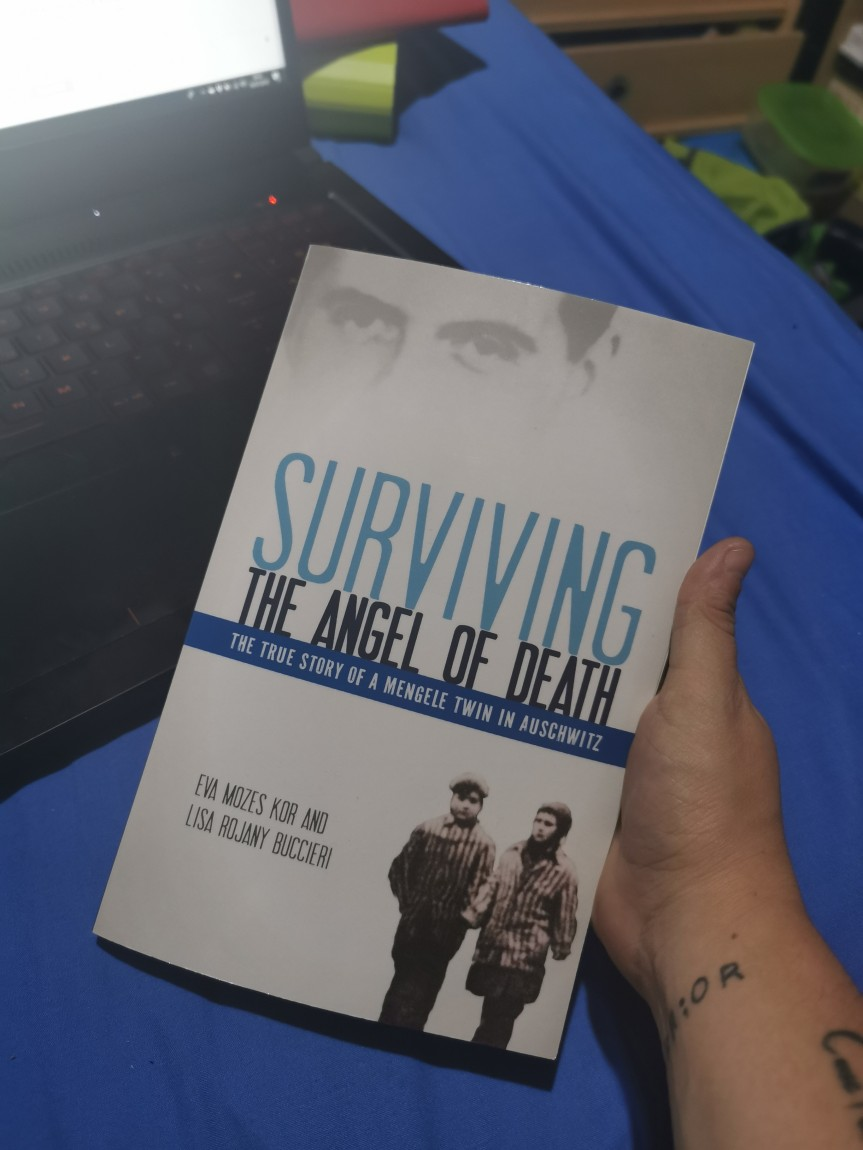 Book Review: Surviving the Angel of Death by Eva Mozes Kor and Lisa Rojany Buccieri