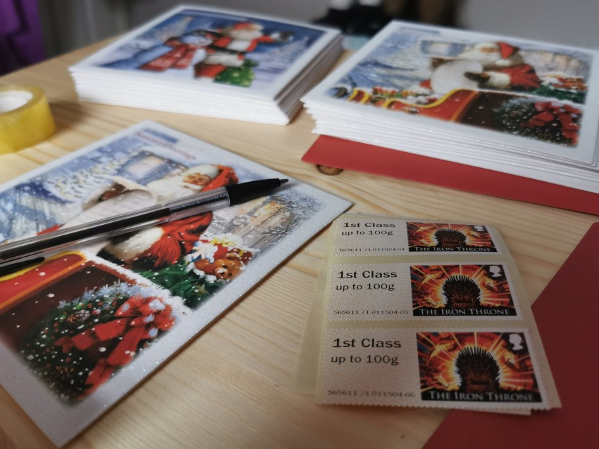 Blogmas Day 6: Why I Still Send Christmas Cards